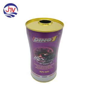 Moderno diseño personalizado de latas de aceite de metal