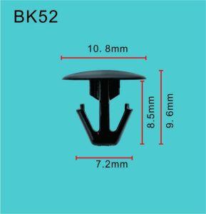 Tipo de inserción profesional de auto Abrazaderas de nylon/fábrica remache coche