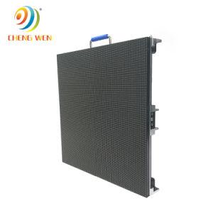 段階のための高い定義屋内P4.81 SMD 3in1 LED表示