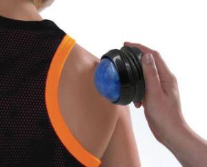 Buen Cuello, Hombros y espalda de la terapia de masaje Roller Ball