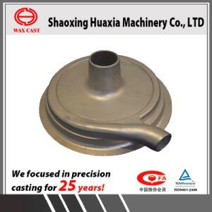 Precisione dell'OEM che lancia il corpo di pompa dell'acciaio inossidabile