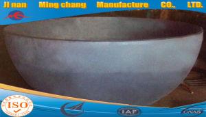 Testa emisferica dell'acciaio da forgiare di alta precisione