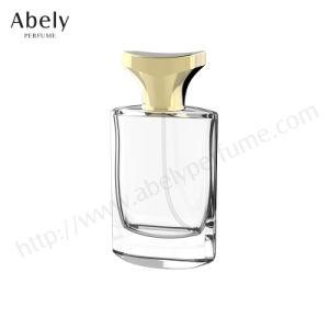 Effacer des cosmétiques en verre de sertissage bouteille de parfum 30ml, 50ml, 100ml