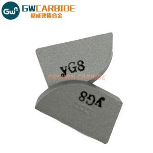 carboneto de tungsténio insertos de Solda fresadora Blade Clip brasagem intercambiáveis