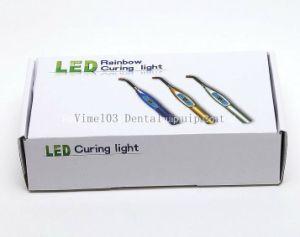 Voyant lumineux de séchage dentaire 5W sans fil 1500MW en plastique de la lumière bleue