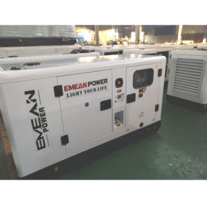 Heißer leiser Dieselgenerator des Verkaufs-20kw 25kVA
