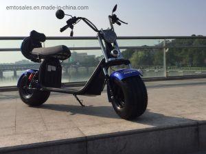 2000W Harley Citycoco fábrica de produtos em promoção de bateria removível de Scooter Scooter eléctrico CES005 D para alugar Business