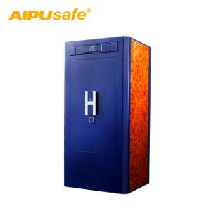 La joyería de lujo Aipu Caja /Hever Custom Series D-120H-Azul /de gama alta del Gabinete de Seguridad de la fábrica China