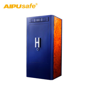 La joyería de lujo seguro /Hever serie personalizado D-120H-Black /de gama alta Ver Caja de seguridad / 1260 X 610 X 560 mm