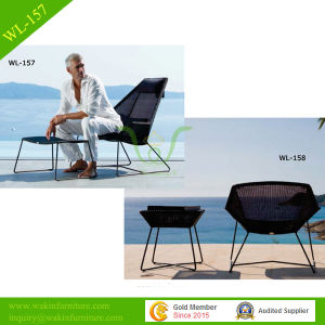 Patio Wicker Leisure Chair und Garten Furniture