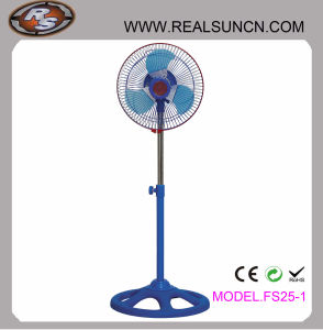 10inch Stand Fan Industrial Fan (FS25-1)