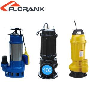 Fabricante profesional de la bomba de Aguas Residuales de buena calidad con certificado CE