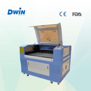 Leather Sewing Machine Used를 위한 Dw960 Laser Engraving와 Cutting Machine