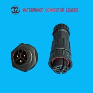 3つのピンは自動コネクターTのプラグを防水する