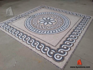Wall/Floor Decorationのための大理石のStone Art Mosaic Tile