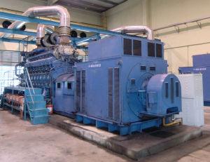 O investimento mais barato 2MW gerador diesel paralelo à Usina 50MW