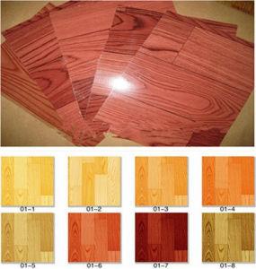 PVC Floor Covering Flooring di 0.35m-3.00mm Quality