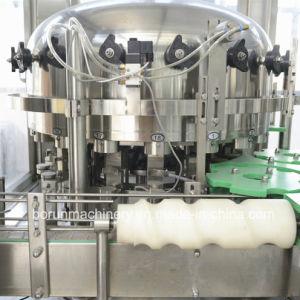 Het Vullen van het Blik van het Tin van de Drank van het water de Sap Sprankelende Machine van de Verpakking