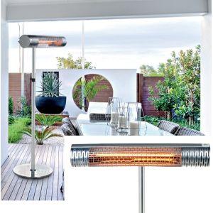 Suporte do aquecedor do pátio exterior de luxo