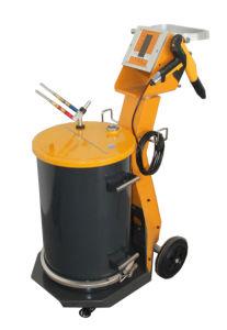 Macchina elettrostatica manuale Colo-171s dello spruzzo della strumentazione del rivestimento della polvere