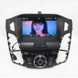 Carro de Áudio do leitor de DVD multimédia central para o Ford Focus