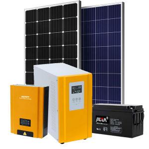 MP WD 5kw y comercial completa generador Solar Panel Inicio Sistema de energía Potencia de iluminación con CE SGS