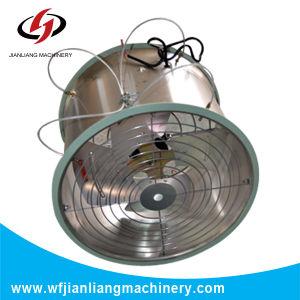 Nouveau Product-Industrial Exhuast ventilateur avec pour effet de serre de haute qualité