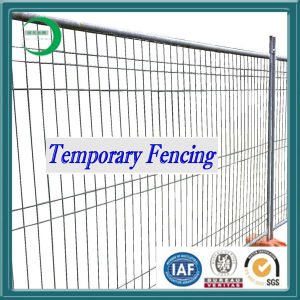(h) Highquality Temporary FenceかPortable Metal Fence (工場10年) ISO9001の2400mm (l) *2100mm
