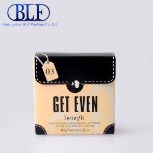 Полноцветная печать бумага косметической упаковки (BLF-PBO016)