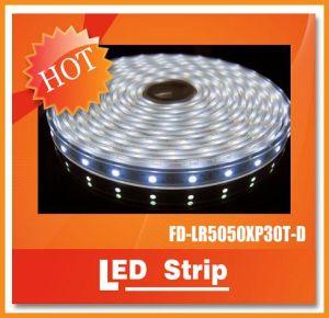 12V SMD5050 36W 30 LED IP68 de la banda LED LED verde de las luces de la Decoración