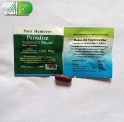 Paradise hot Vente de la perte de poids Lipro slimming capsule diet pills