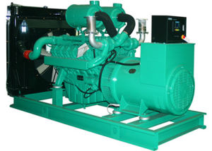 Googol 400kw 500kVA 디젤 엔진 발전기 무브러시 흥분 발전기