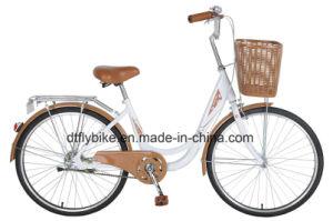 Stadt-Fahrrad des Verkaufs-2017hot, einzelne Geschwindigkeit, Kreuzer-Fahrrad,