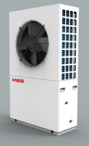 Ar residenciais para bombas de calor de água para refrigeração e aquecimento 13kw
