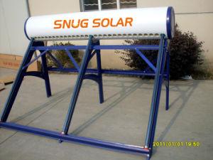 aquecedor solar de água independente para uso doméstico