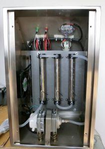 RO 물 장비 10gph를 위한 오존 발전기