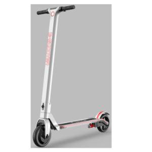 電気スクーターを折る350W 2車輪のリチウム電池