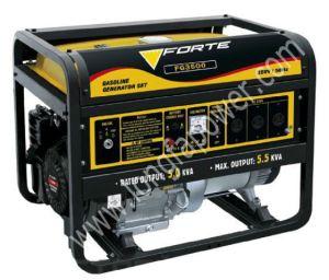 Generator van de Benzine van het Begin Forte van Ce 5.5kVA de Elektrische