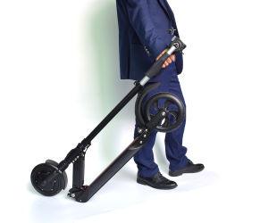 8 polegadas Velocidade Polegar Eléctrico Aluguer com recuperador de travagem dianteira