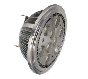 AR111 9*1W hohe Leistung G53 Base Aluminium 12V LED Lamp