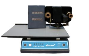 Cards와 Bookcovers (ADL-3050A)를 위한 디지털 Hot Foil Stamping Machine