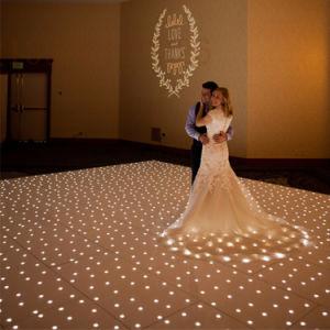 結婚披露宴の装飾のための携帯用アクリルのダンス・フロア