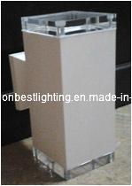 Modernes Styple LED Wand-Licht 2X3w GU10 LED IP65