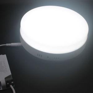 Nuevo diseño elegante superficie Extraplana 10W 15W 22W 32W /18W 24W sin cerco cuadrado el precio de la luz de panel LED