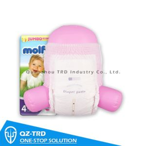 Горячая продажа одноразовых потяните вверх Baby Diaper хлопка эластичным поясом пеленок Pampers