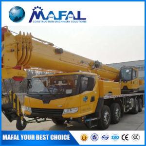 China 40t máquina hidráulica Grua móvel Truck Qy40kc para Uzbeksitan