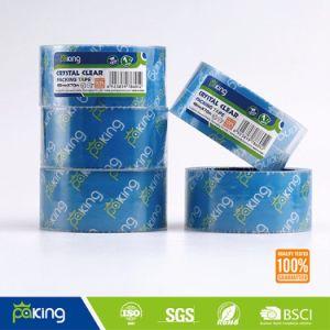 Band van de Verpakking van het Merk BOPP van de verpakking de Super Duidelijke