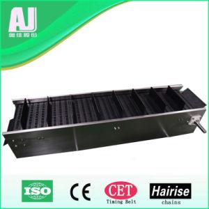 La production Hairise automatique de pièces salle propre de plaque de transition de convoyeur