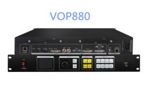 Ausgabe-Serie des USB-Input-Vop880 video des Prozessor-HDMI/USB/VGA des Input-DVI/VGA
