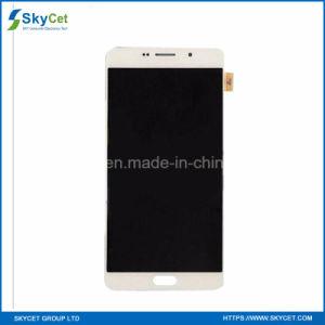 Samsung A9のタッチ画面の表示のためのOEMの新しい元の可動装置LCD